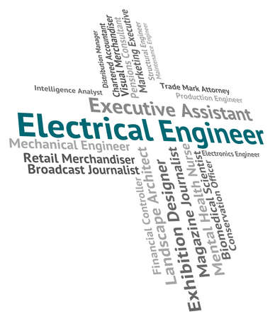 electrical engineer: Electrical Engineer Showing Occupations Employment And Hire