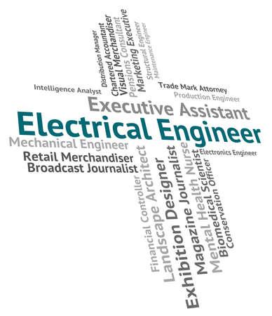 ingenieur electricien: Ing�nieur �lectrique Affichage Professions emploi et location