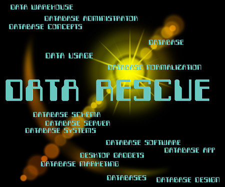 set free: Data Rescue Representing Set Free And Text