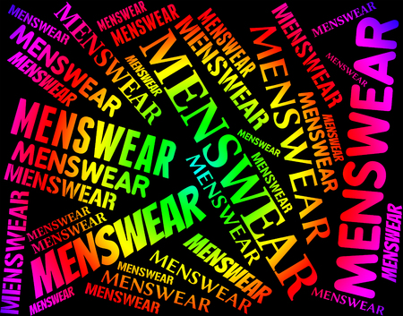 garments: Menswear Word Meaning Sweaters Garments And Shorts