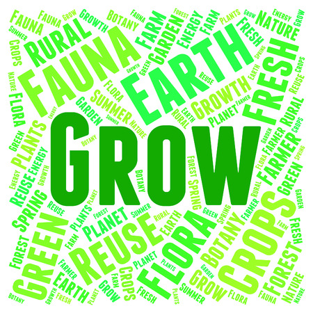 sow: Grow Words Meaning Sow Cultivates And Growth