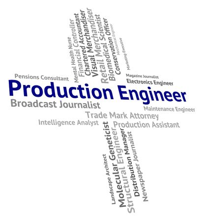producing: Production Engineer Meaning Fabrication Words And Producing