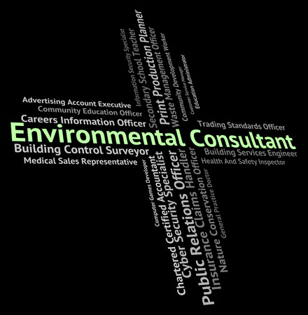 advisers: Environmental Consultant Showing Consulting Environmentally And Work