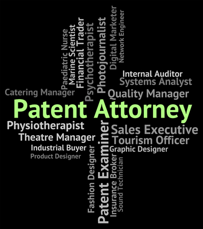 patents: Patent Attorney Indicating Legal Adviser And Advocate