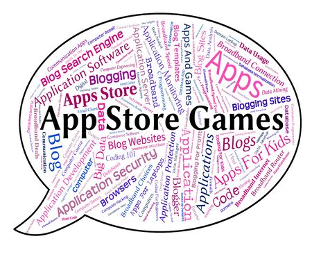 play time: App Store Games Meaning Play Time And Word