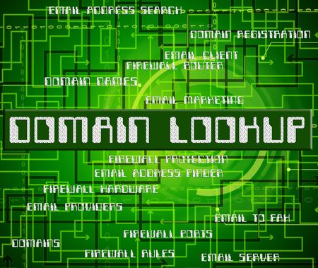 finds: Domain Lookup Representing Researching Dominions And Finds