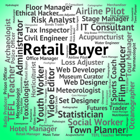 purchasers: Retail Buyer Meaning Trade Sales And Selling