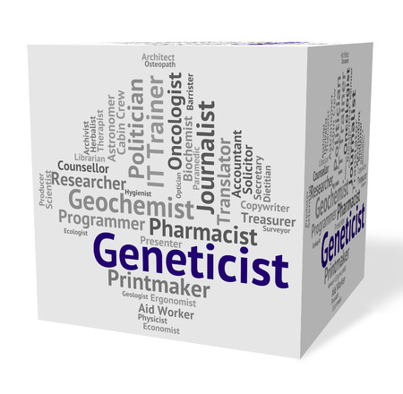 geneticist: Geneticist Job Representing Jobs Recruitment And Employee