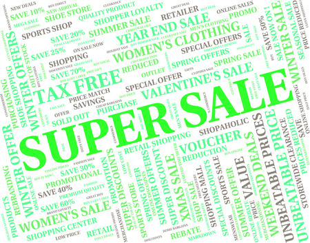 marvellous: Super Sale Representing Cheap Word And Marvellous