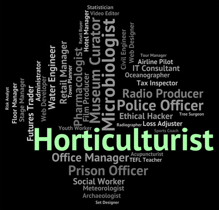 horticulturist: Horticulturist Job Representing Specialist Recruitment And Jobs
