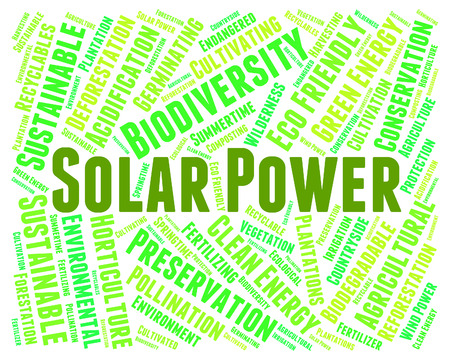 energies: Solar Power Meaning Alternative Energy And Electricity
