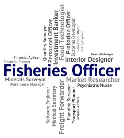 fischerei: Fischereibeh�rde Darstellen Recruitment Fischerei und Berufe