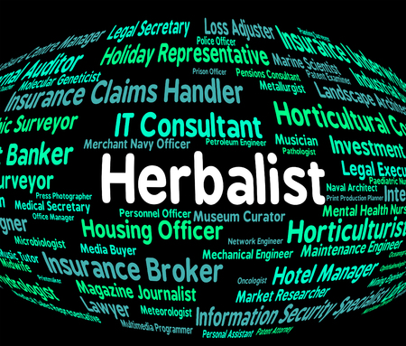 herbalist: Herbalist Job Showing Career Recruitment And Experts