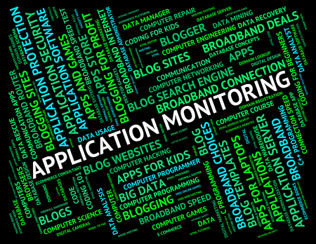 observer: Application Monitoring Meaning Monitors Program And Observer