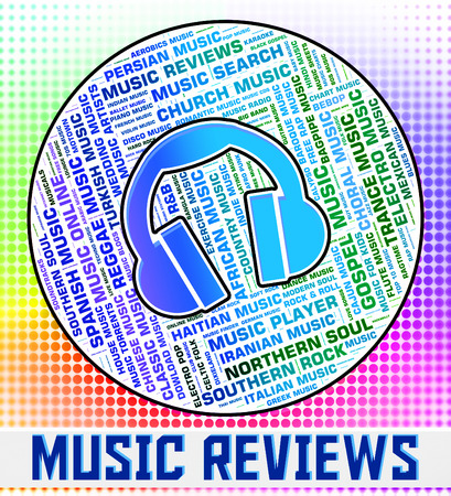 critic: Music Reviews Showing Sound Tracks And Critic