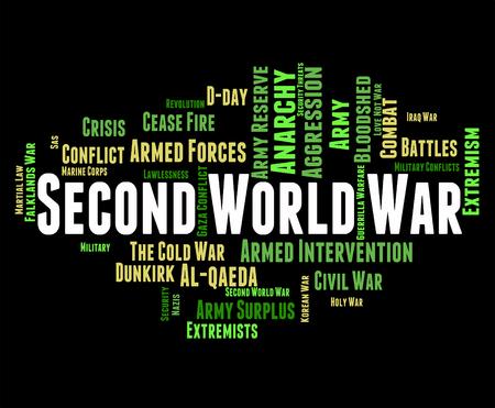 seconda guerra mondiale: Seconda Guerra Mondiale Seconda Guerra Mondiale Visualizzazione battaglia e combatte