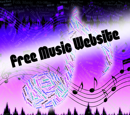 freebie: Free Music Website Representing No Cost And Melodies