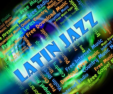 soundtrack: Latin Jazz Representing Sound Soundtrack And Band