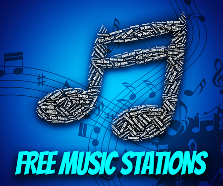 freebie: Free Music Stations Meaning No Cost And Network