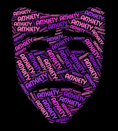 ansiedad: Los nervios ansiedad Palabra Significado nerviosismo y aprensión