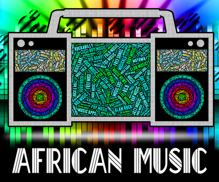 soundtrack: African Music Meaning Sound Track And Singing