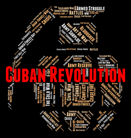 subversion: Cuban Revolution Meaning Regime Change And Mutiny
