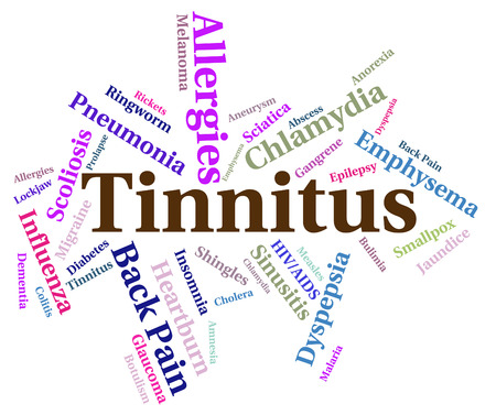 hiss: Tinnitus Problem Representing Ill Health And Contagion