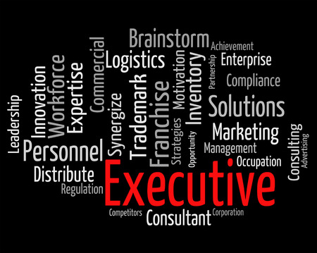 md: Executive Word Meaning Senior Manager And Md