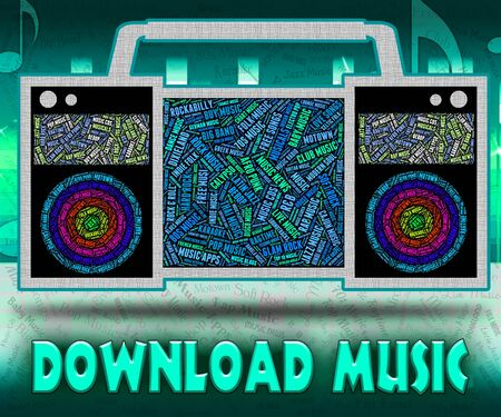 downloaded: Download Music Meaning Sound Track And Tune