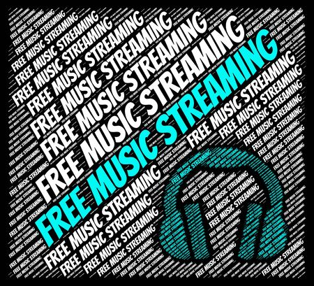 live stream music: Free Music Streaming Showing For Nothing And Harmony
