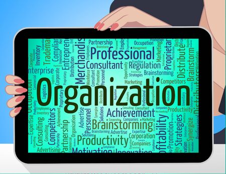 syndicate: Organization Word Meaning Syndicate Firm And Management