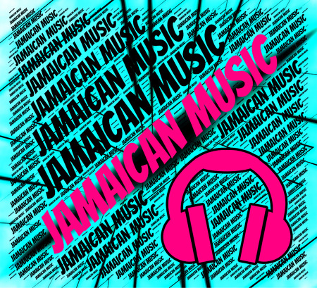melodies: Jamaican Music Representing Sound Tracks And Songs