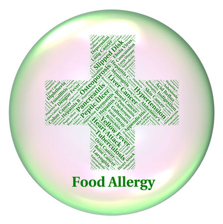 hayfever: Food Allergy Meaning Allergic Reaction And Chow