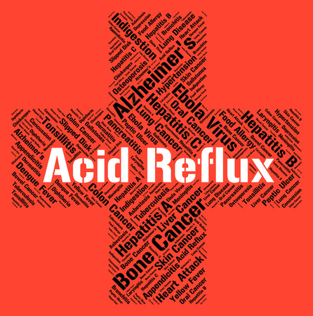 poor health: Acid Reflux Indicating Poor Health And Disease