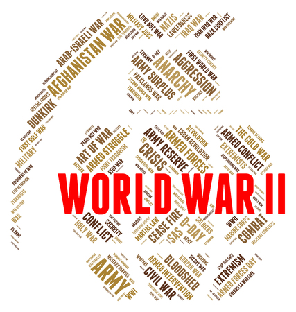 clashes: World War Ii Meaning Military Action And Globalize