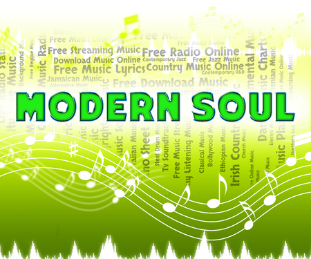 newest: Modern Soul Representing Sound Track And Newest