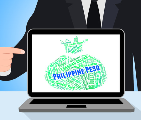 broker: Peso filipino Mostrando Divisas Y Broker