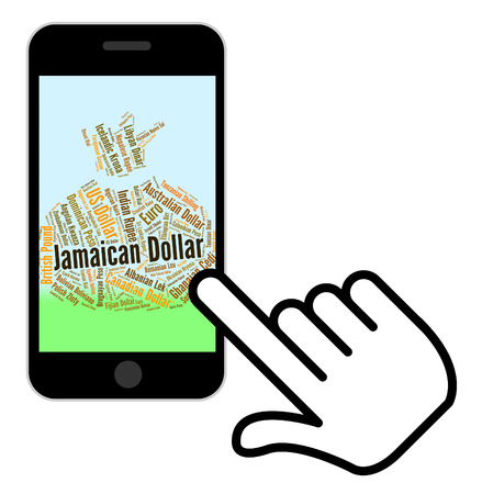 foreign exchange: Jamaican Dollar Showing Foreign Exchange And Forex
