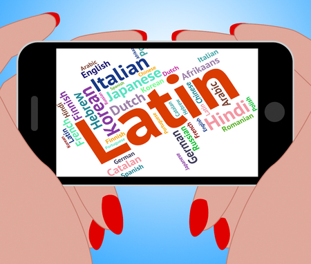 latin language: Latin Language Meaning Words Speech And Communication
