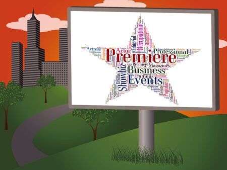 nights: Premiere Star Representing First Nights And Perfomance