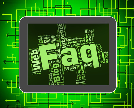 frequently: Faq Word Meaning Frequently Asked Questions And Asking Assistance