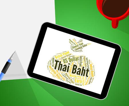 agente comercial: Baht tailand�s Significado Cambio de divisas y el corredor