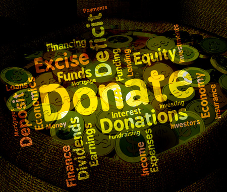 contributes: Donate Word Meaning Words Support And Donation