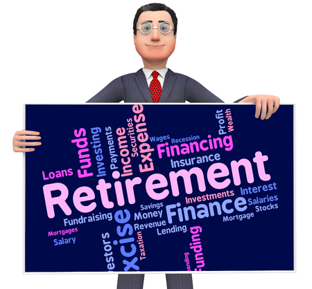 Retirement Word Meaning Finish Work And Pensions
