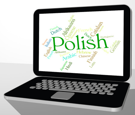 dialect: Polish Language Meaning Vocabulary Word And Translator