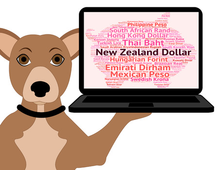exchange rate: New Zealand Dollar Meaning Exchange Rate And Word
