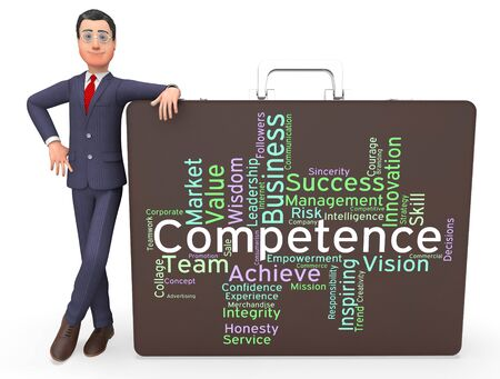 skill: Competence Words Meaning Skill Proficiency And Capacity
