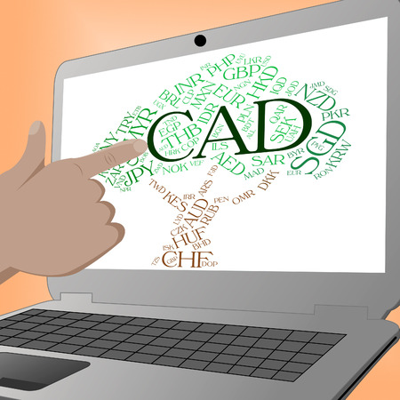 canadian coin: Cad Currency Meaning Canadian Dollars And Exchange