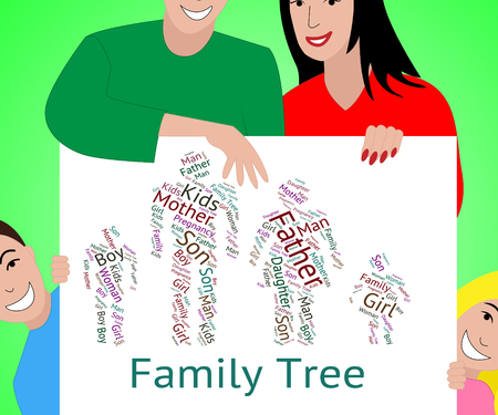 hereditary: Family Tree Meaning Word Hereditary And Parents