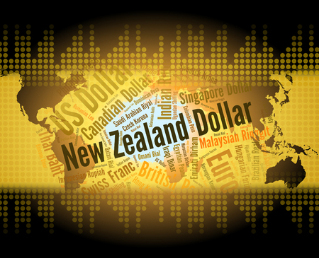 forex trading: New Zealand Dollar Representing Forex Trading And Nzd